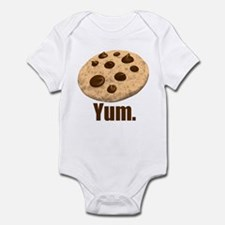Yum. Cookie Infant Bodysuit