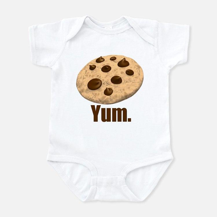 Yum. Cookie Infant Bodysuit