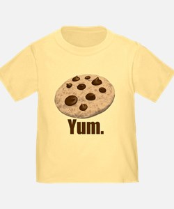 Yum. Cookie T