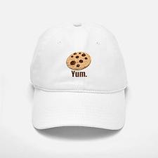 Yum. Cookie Baseball Baseball Cap
