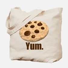 Yum. Cookie Tote Bag
