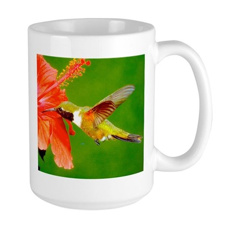 Hummingbird01nNRc2 Mugs
