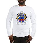 Fabbri Family Crest Long Sleeve T-Shirt