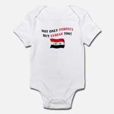 Perfect Syrian Infant Bodysuit