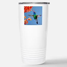 Unique Hummingbirds Travel Mug
