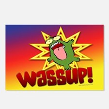 Wassup!... Postcards (Package of 8)