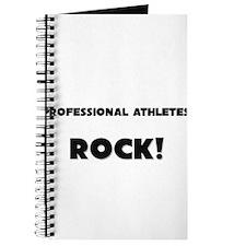 Professional Athletes ROCK Journal