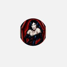 Countess Transylvania Mini Button