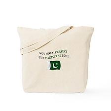 Perfect Pakistani 2 Tote Bag