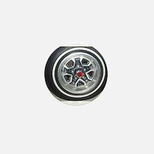 Chevy Rim Mini Button