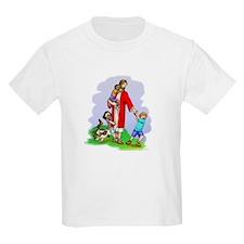 Jesus & The Children T-Shirt