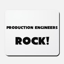 Production Engineers ROCK Mousepad