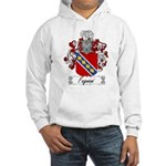 Fagnani Family Crest Hooded Sweatshirt