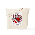 Fagnani Family Crest Tote Bag