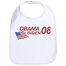 Obama/Biden 08 Bib
