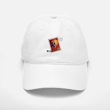 Kitsch Witsch Stamp Baseball Baseball Cap
