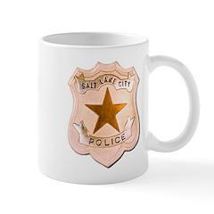 Salt Lake City Police Mug