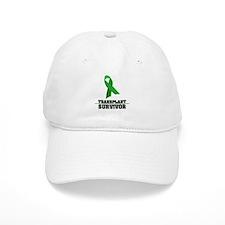 Transplant Survivor Baseball Cap