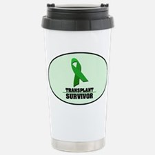 Transplant Survivor Travel Mug