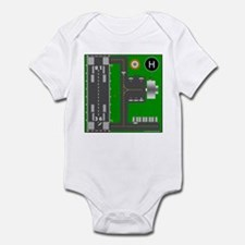Cool Flight attendant Infant Bodysuit