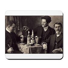 Three Absinthe Drinkers Mousepad