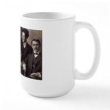 Three Absinthe Drinkers Mug