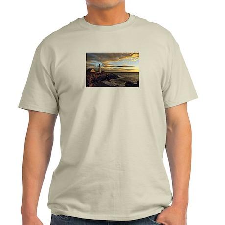 Portland Head Lighthouse Light T-Shirt