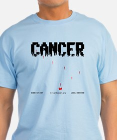 Game Over Cancer T-Shirt