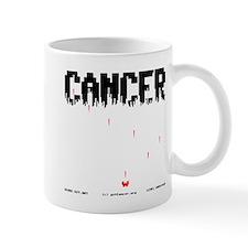 Game Over Cancer Mug