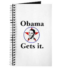 Obama Gets it Journal