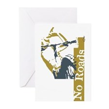 No Roads 1 Greeting Cards (Pk of 10)