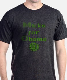 Micks for Obama T-Shirt