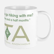 Appalachian Trail Anonymous Mug