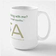 Appalachian Trail Anonymous Mug