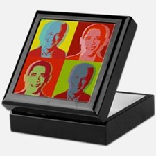 Obama Biden Keepsake Box