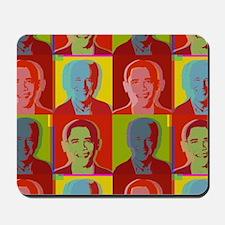 Obama Biden Mousepad