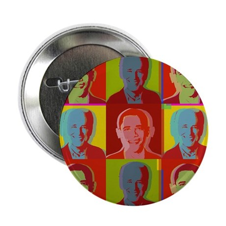 "Obama Biden 2.25"" Button (100 pack)"