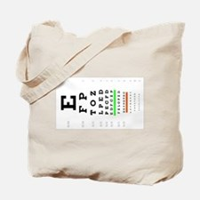 Cute Ophthalmology Tote Bag