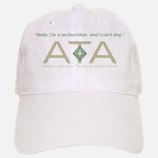Appalachian Trail Section Hiker Baseball Baseball Cap
