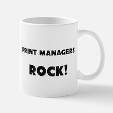 Print Managers ROCK Mug