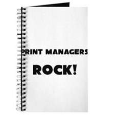Print Managers ROCK Journal