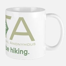 AT I'd Rather Be Hiking Mug