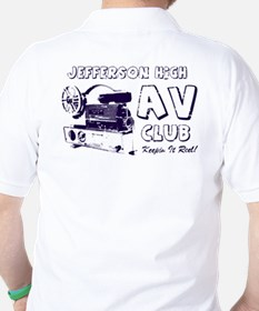 AV Club - Keepin It Reel! T-Shirt