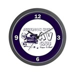 AV Club - Keepin It Reel! Wall Clock