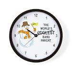 Coolest Parent Wall Clock