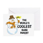 Coolest Parent Greeting Cards (Pk of 10)