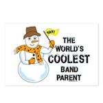 Coolest Parent Postcards (Package of 8)
