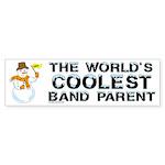 Coolest Parent Bumper Sticker (50 pk)