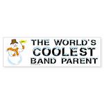 Coolest Parent Bumper Sticker (10 pk)