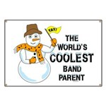 Coolest Parent Banner